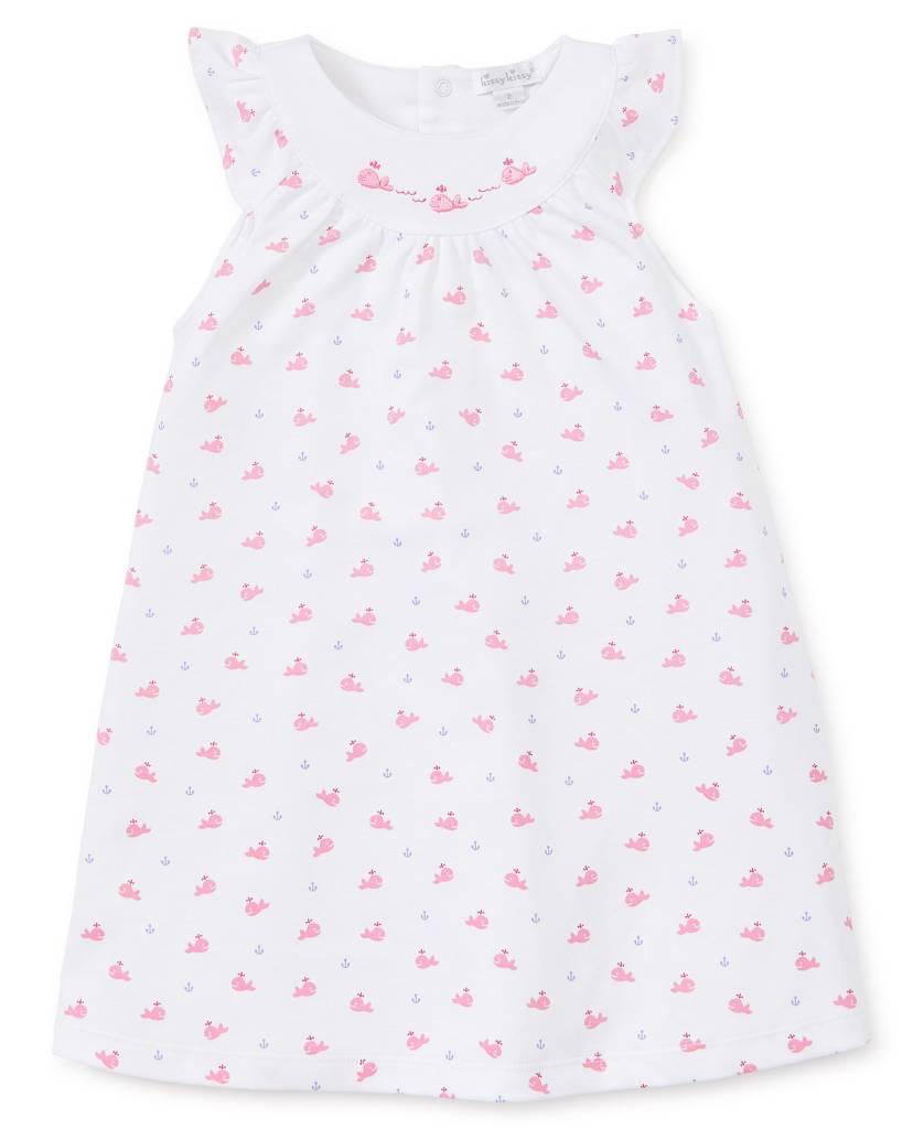 Kissy Kissy Whales Dress
