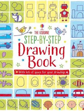 EDC/Usborne Step by Step Drawing Book