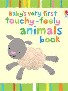 EDC/Usborne Touchy Feely Animals