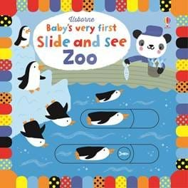 EDC/Usborne First Slide and See Zoo