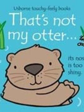EDC/Usborne That's Not my Otter