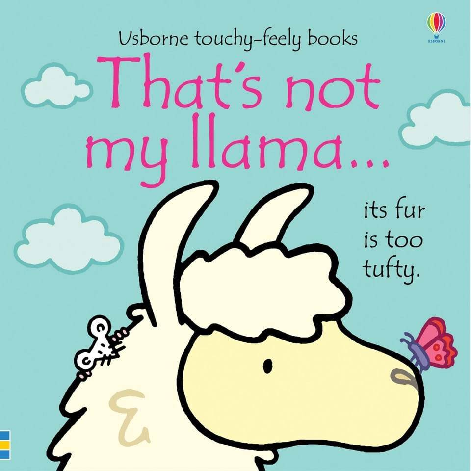 EDC/Usborne That's Not my Llama
