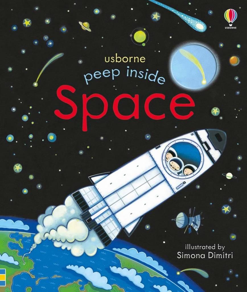 EDC/Usborne Peep Inside Space