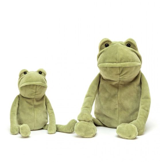 Jellycat Fergus Frog Medium