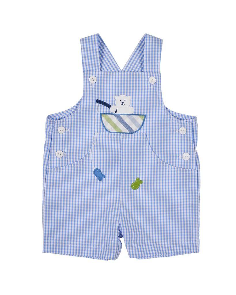 Florence Eiseman Fishing Bear Shortall