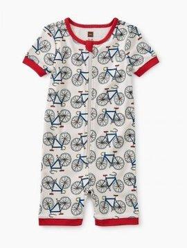 Tea Collection I Like Bikes Baby PJs