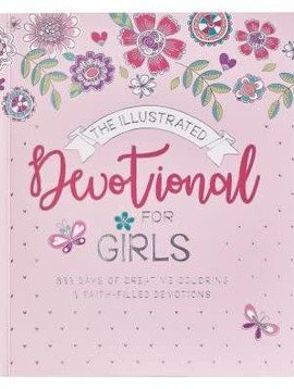 Christian Art Gifts Illustrated Devotional for Girls