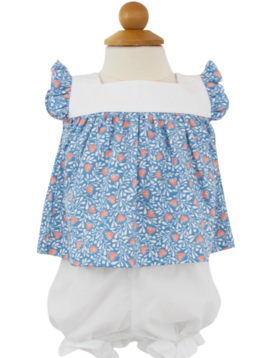 Lila + Hayes Annie Baby Bloomer Set