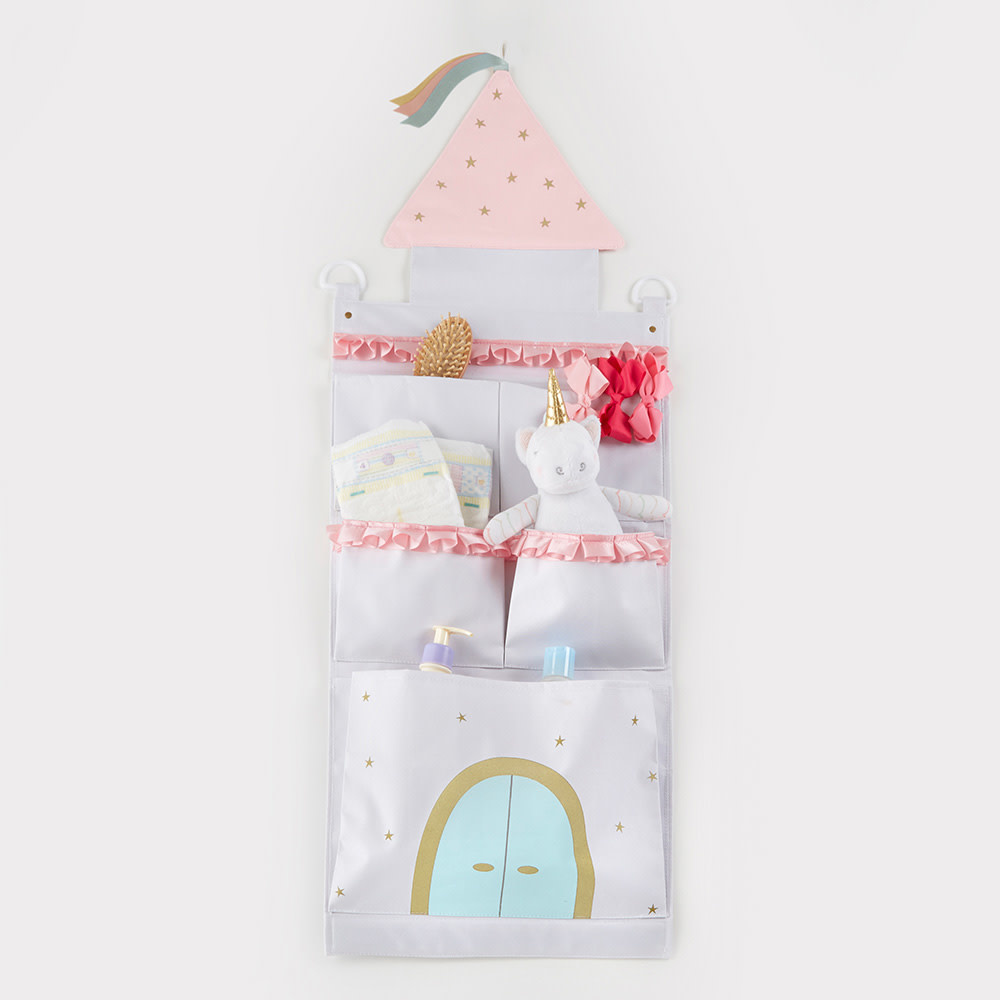Baby Aspen Enchanted Castle Organizer