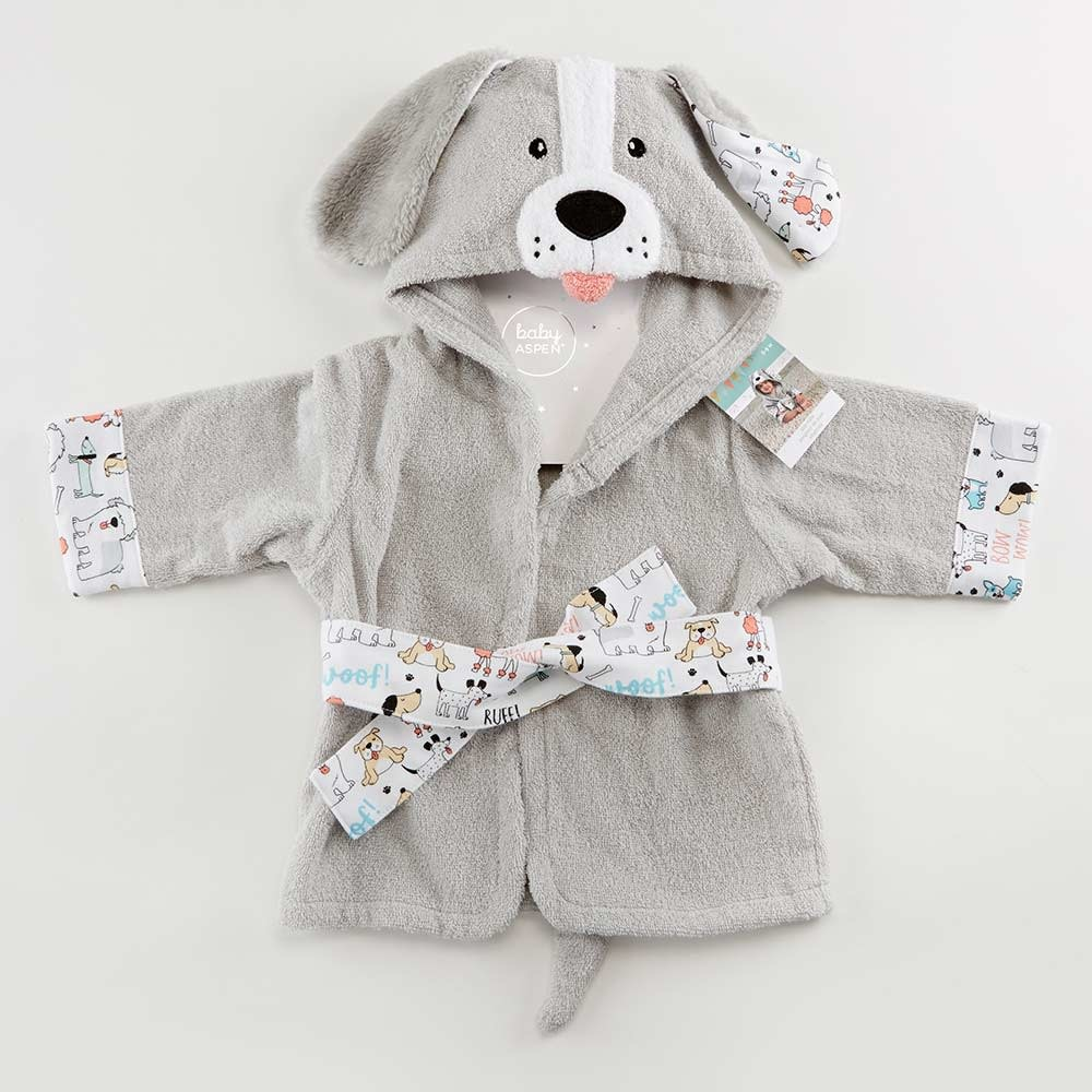 Baby Aspen Puppy Robe