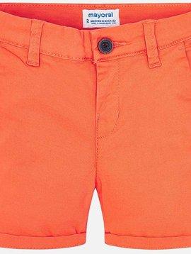 Mayoral Passionfruit Chino Shorts