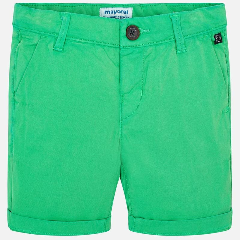 Mayoral Seaweed Chino Shorts