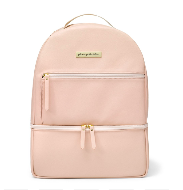 Petunia Pickle Bottom Blush Axis Backpack