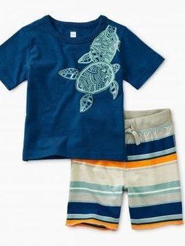 Tea Collection Sea Turtle Set