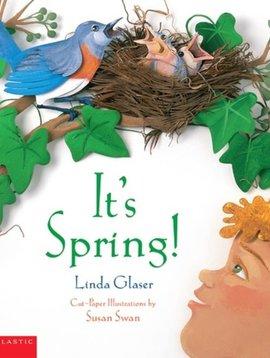 Scholastic It's Spring