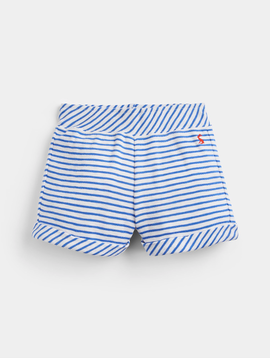 Joules Kittiwake Blue Stripe Shorts