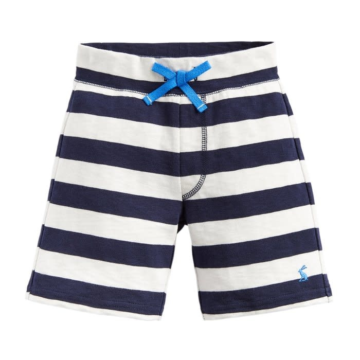 Joules Navy Stripe Short