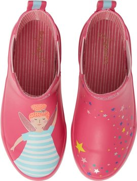 Joules Pink Fairy Wellibob