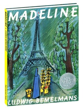 Yottoy Productions Madeline Book