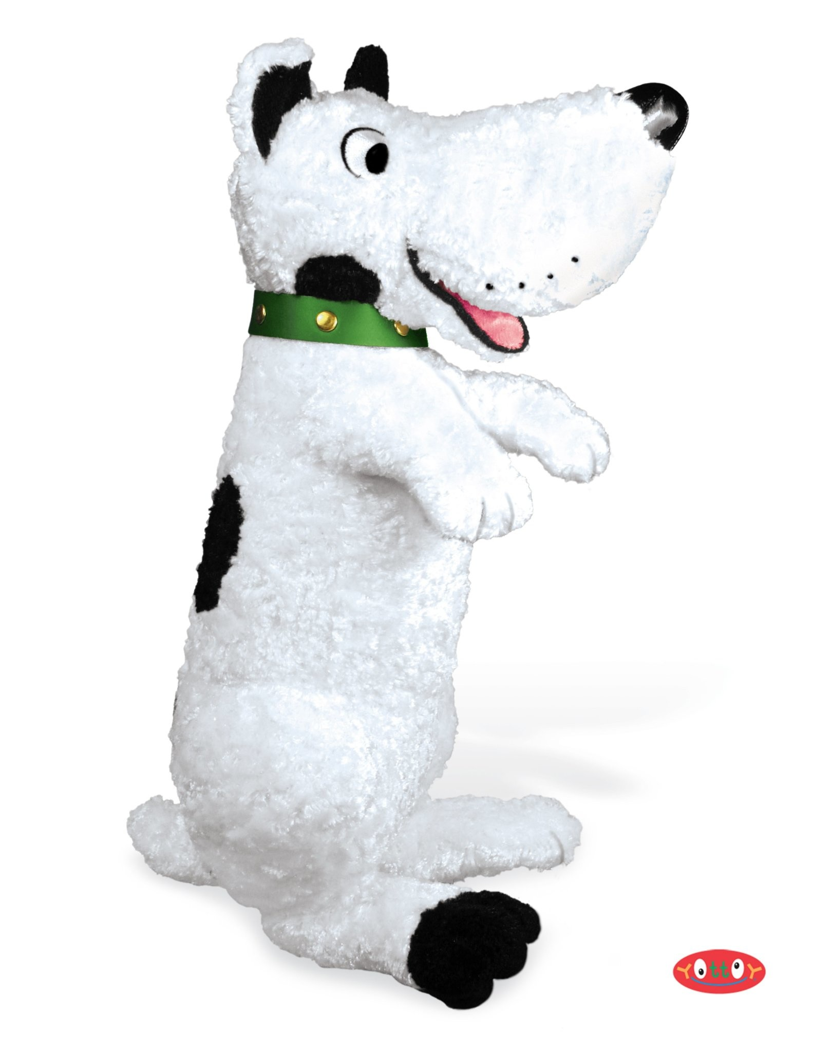 "Yottoy Productions Harry the Dog 10"" Plush"