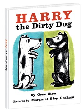 Yottoy Productions Harry the Dog Book