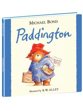 Yottoy Productions Paddington Bear Book