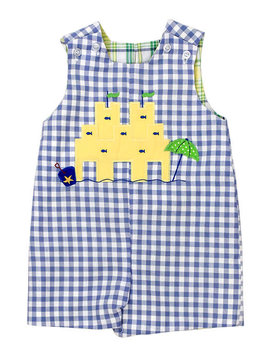 Bailey Boys Sandcastle Reversible John John
