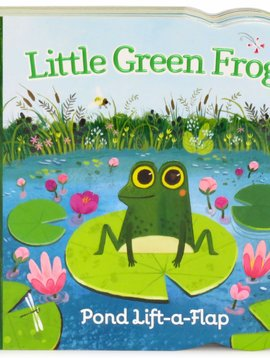 Cottage Door Press Little Green Frog