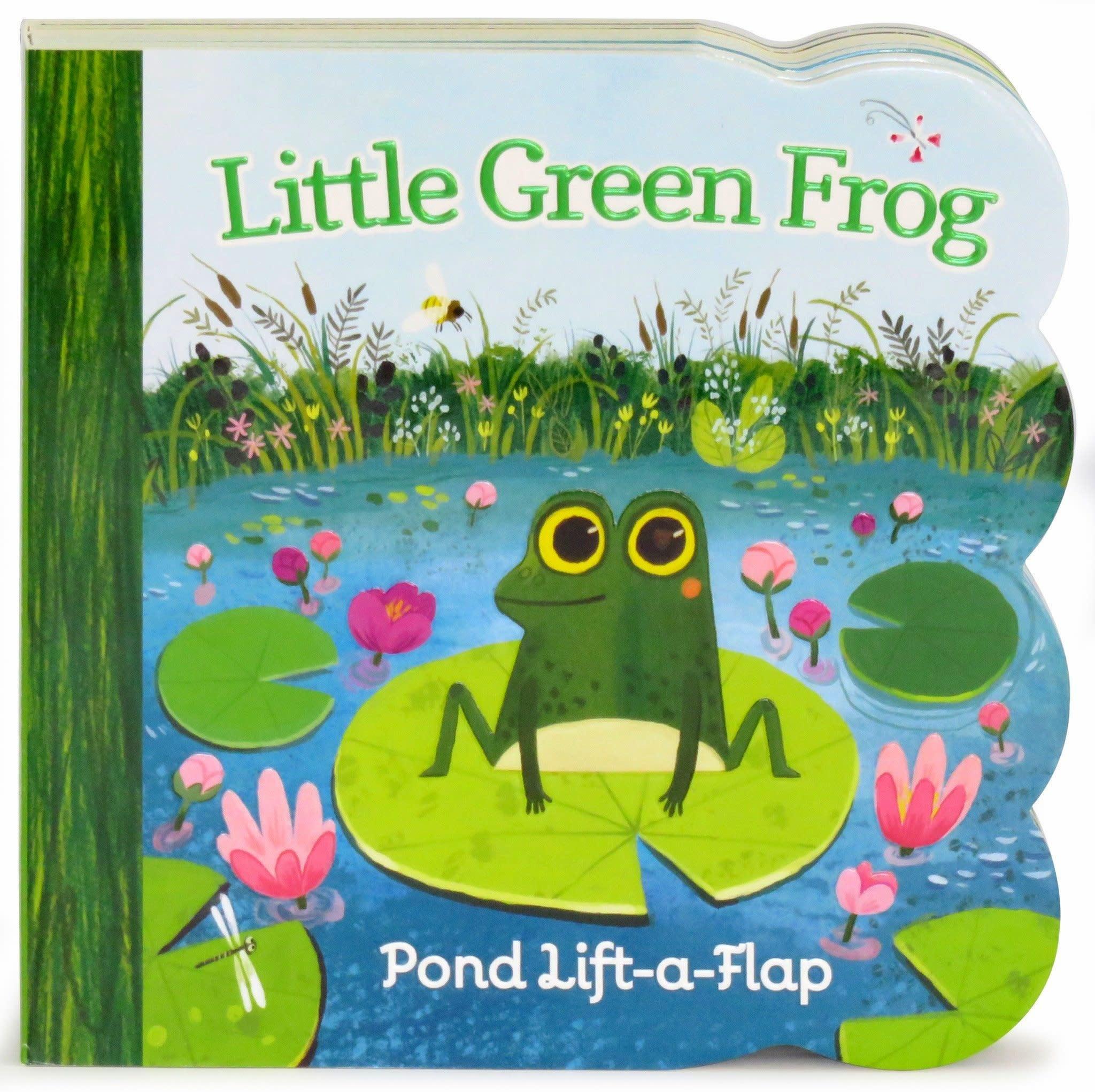 Cottage Door Press Little Green Frog