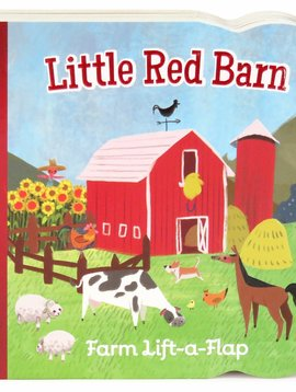 Cottage Door Press Little Red Barn