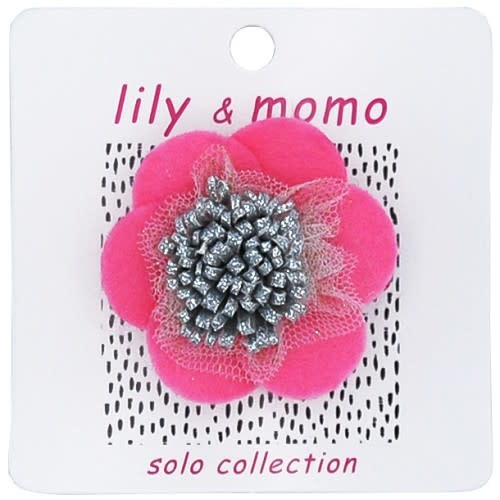 Lily and Momo Moonlight Flower Clip