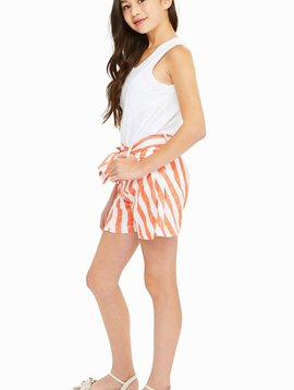 Habitual Tegan Stripe Short