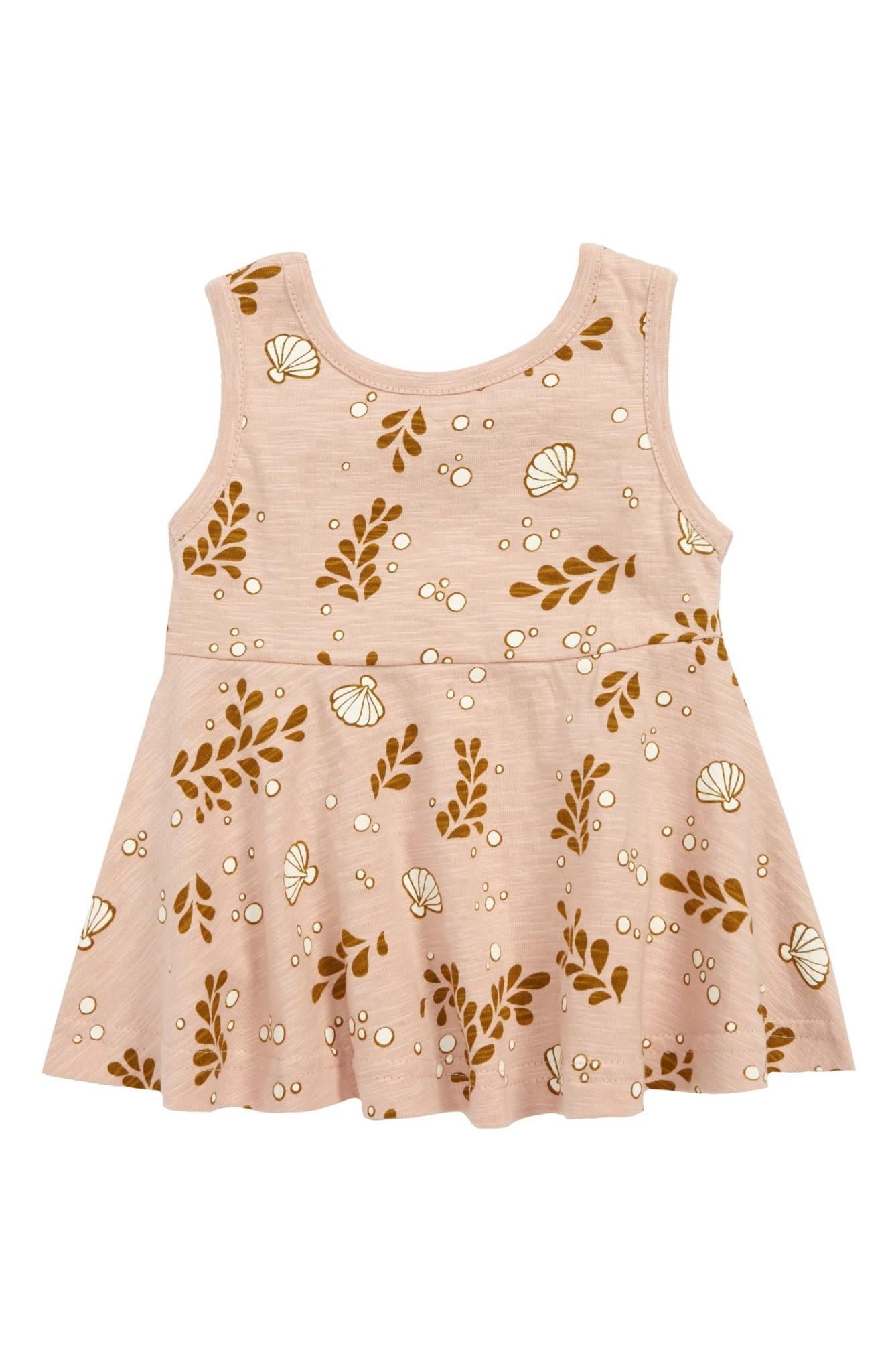City Mouse Shells Twirl Dress