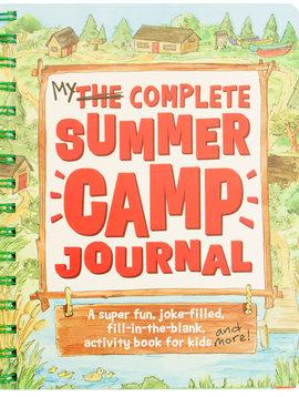 Peaceable Kingdom Complete Summer Camp Journal
