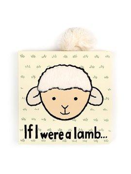 Jellycat If I Were a Lamb