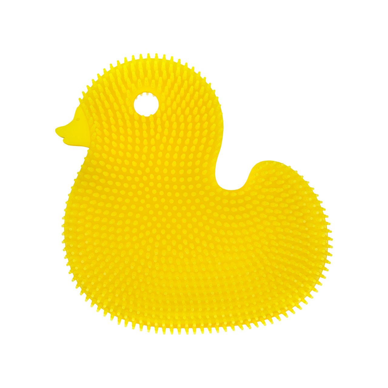 Innobaby Silicone Bath Scrub Duck