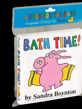 Sandra Boynton Bath Book
