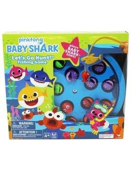 Gund Baby Shark Fishing Game