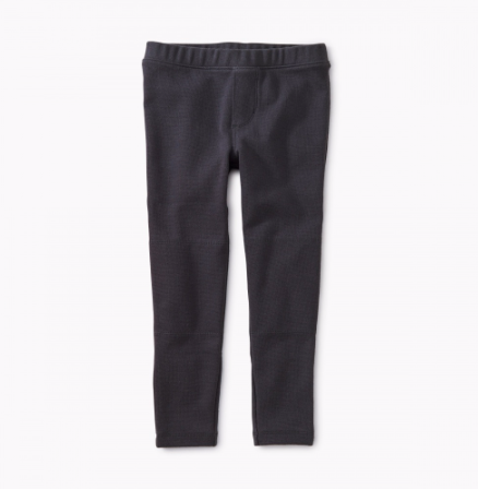 Tea Collection Ribbed Moto Pants