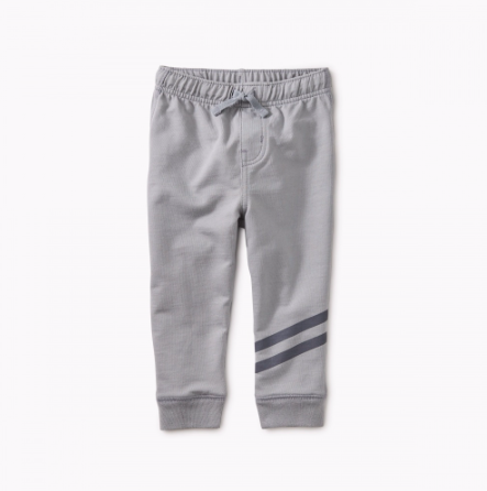 Tea Collection Striped Ribbed Baby Joggers