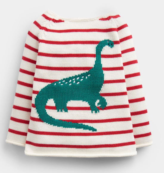 Joules Barney Dino Top