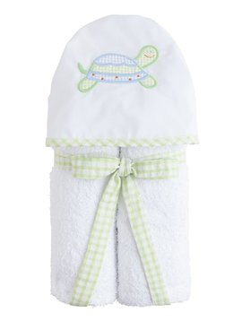 Little English Hooded Towel