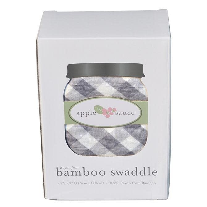 Applesauce Bamboo Swaddle