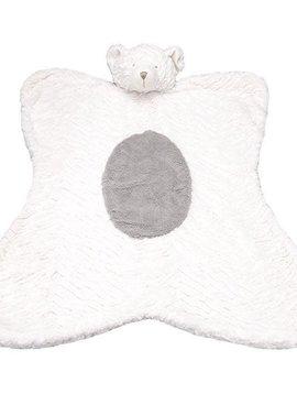 Applesauce White Bear Snuggle Buddy