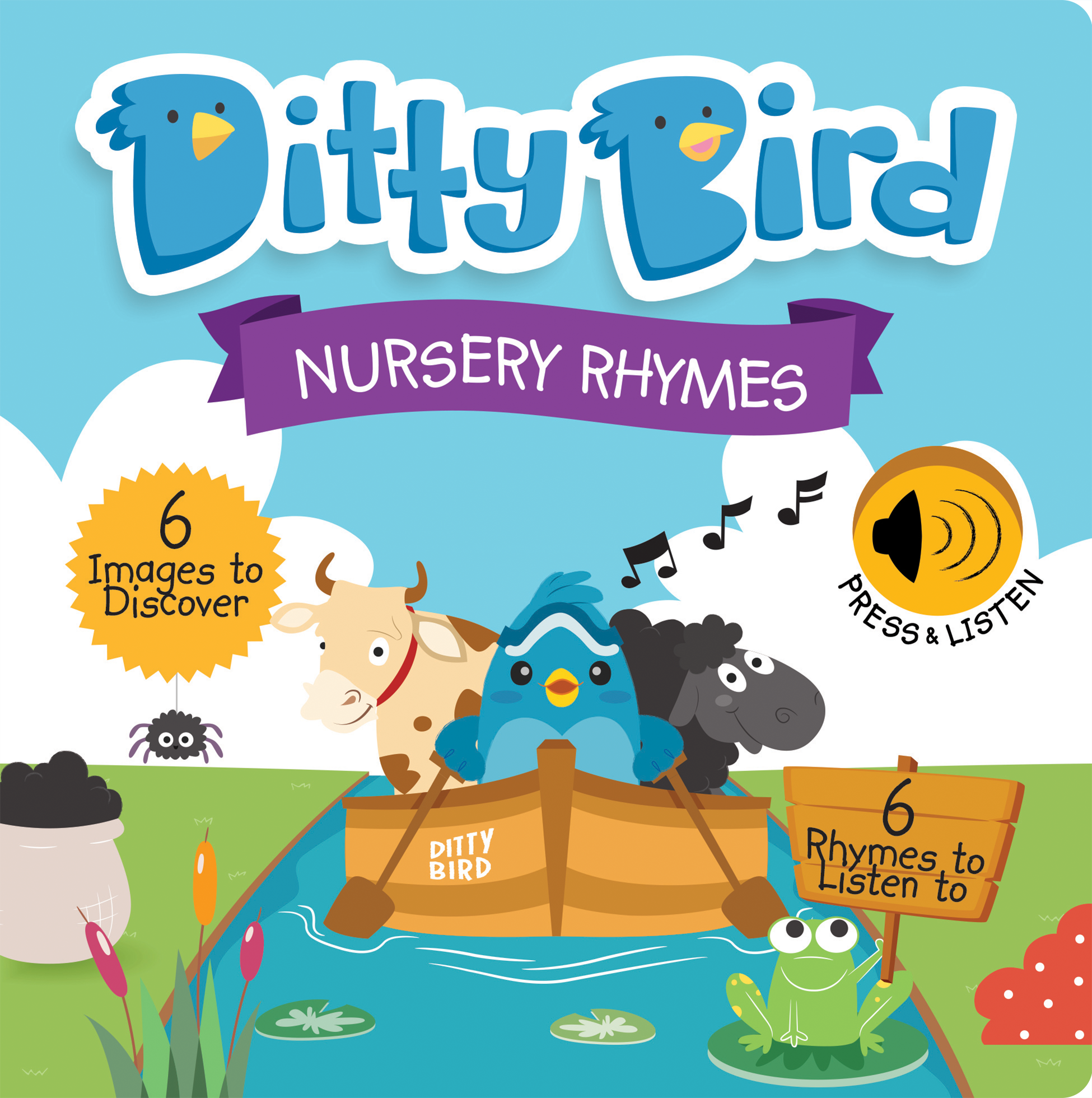 Ditty Bird Ditty Bird Book