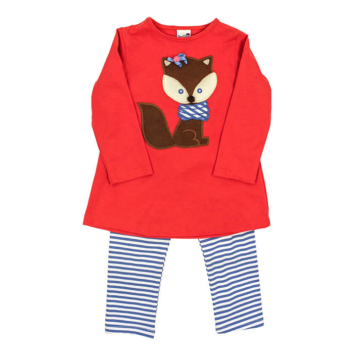 Bailey Boys Tunic Pant Set