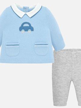 Mayoral Knit Set