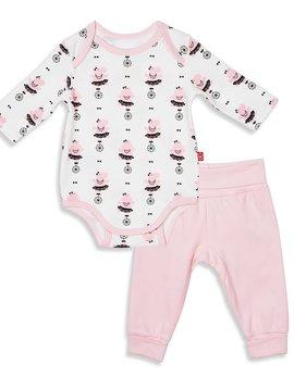 Magnificent Baby Harem Pant Set