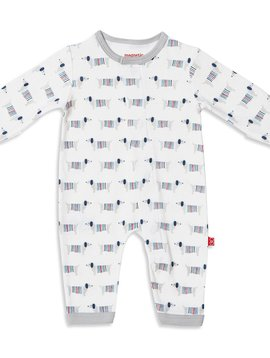 Magnificent Baby Organic Coverall