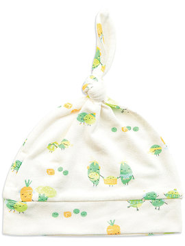 Angel Dear Frozen Veggies Knotted Hat